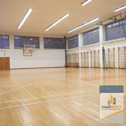 A Gym Interior.